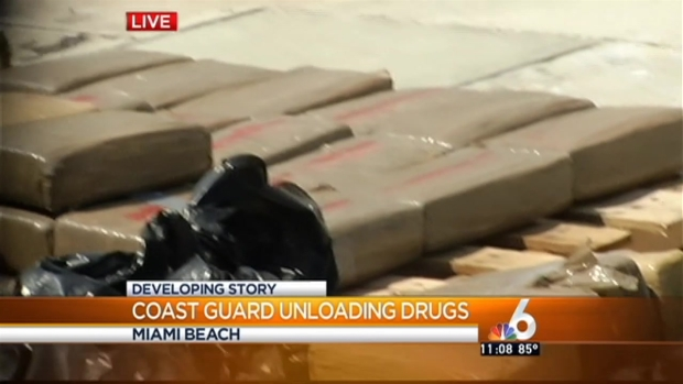 [MI] $3M in Marijuana and Cocaine Offloaded in Miami Beach