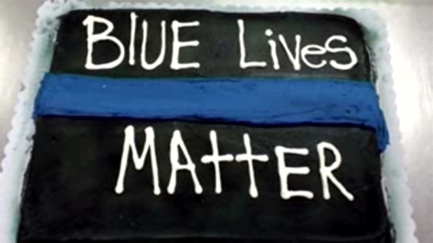 [NATL-DFW] Wal-Mart Rejects 'Blue Lives Matter' Cake