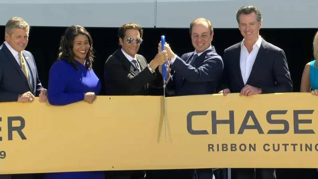 [BAY] Warriors Open Chase Center With Ribbon-Cutting Ceremony