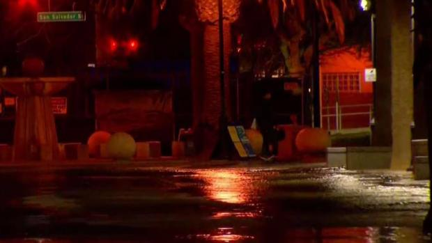 [BAY] Water Leak Causes Flooding Near Student Dorms at SJSU