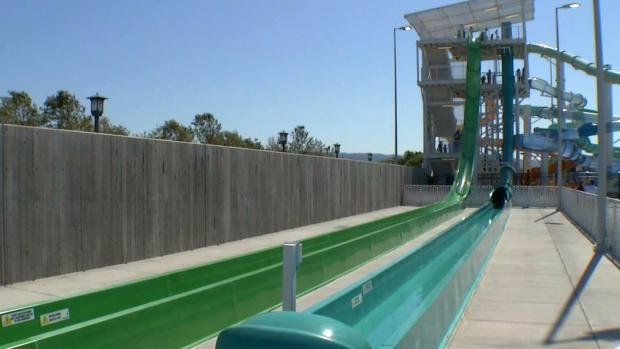 Water Slide Scare at Dublin's New Park Prompts Investigation