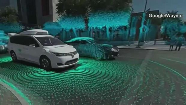 [BAY] Waymo's Self-Driving Car Service Begins in Arizona