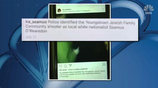 Self-Proclaimed 'White Nationalist' Threatens Mass Shooting