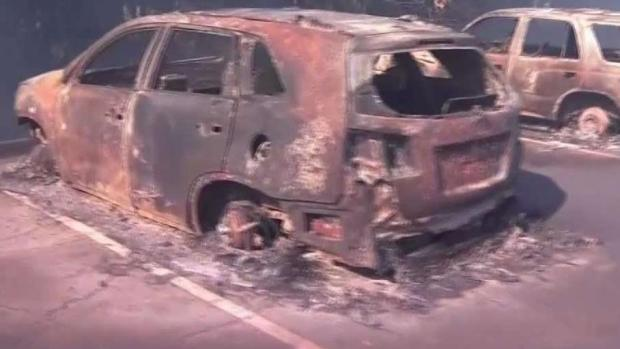 [BAY] Kincade Fire Forces Largest Evacuation in Sonoma County History