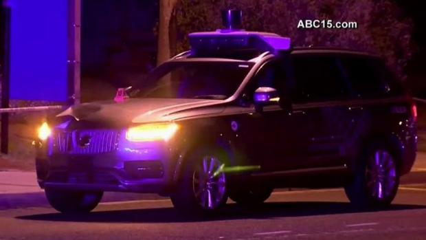 [BAY] Woman Struck and Killed by Self-Driving Uber Vehicle