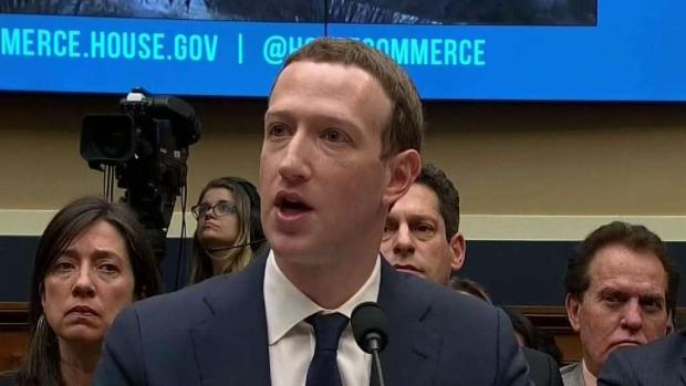 [BAY] Zuckerberg Testimony Reveals Lawmaker Confusion on Facebook