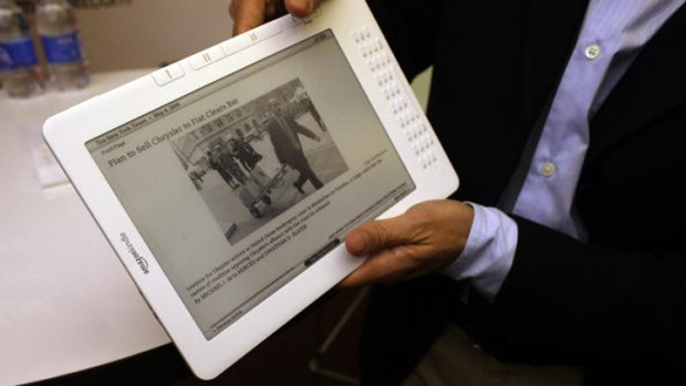 AT&T Fills Its Apple Void With the Kindle