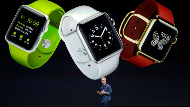 [BAY] Apple Unveils New iPhone, Watch