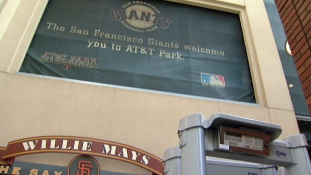 [BAY] AT&T Park Boosts Security