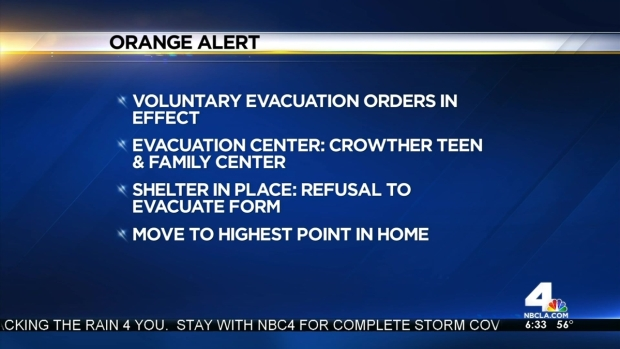 [LA] Evacuations Expected in Azusa Community