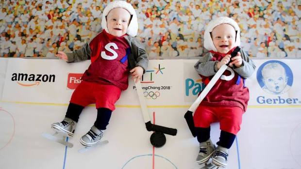 [NATL] These Baby Olympians Are Ready for Gold