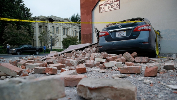 INTERVIEW: USGS Discusses 6.0 Quake