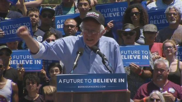 [BAY] Bernie Sanders Coming Back to Bay Area for Oakland Rally