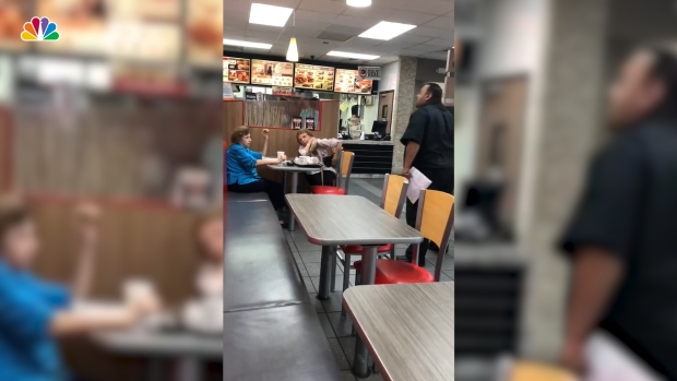 [NATL] Burger King Manager Told to 'Go Back to Mexico' in Viral Video
