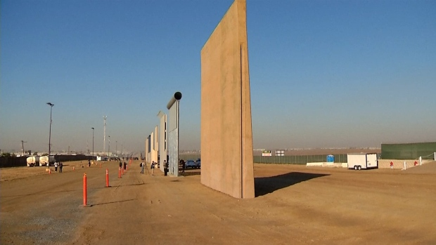 [NATL] Trump Says Border Wall Will Pay for Itself, Others Say It's 'Mathematically Impossible'