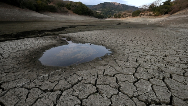 [BAY] Parched Calif. Sets Mandatory Water Restrictions