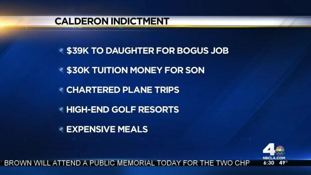 [LA] Calif. Sen. Ron Calderon Expected to Surrender to Feds