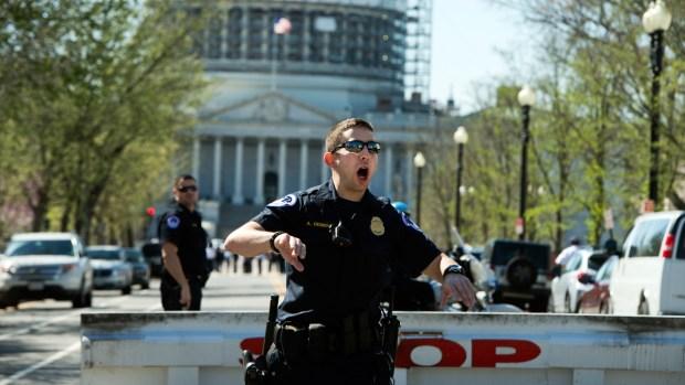 [NATL] Evacuations, Lockdown Follow Reports of Gunfire at U.S. Capitol