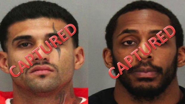 Captured: Two San Jose Fugitives Found Hiding in Attics Now Face Jailbreak Charges