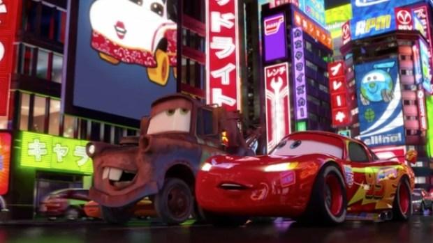 "[NATL] ""Cars 2"""