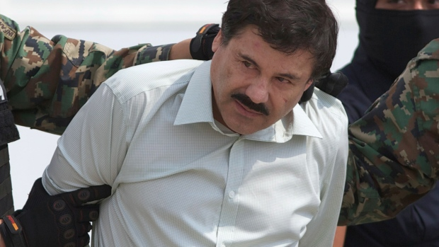 [NATL] 'El Chapo' Found Guilty on 10 Counts