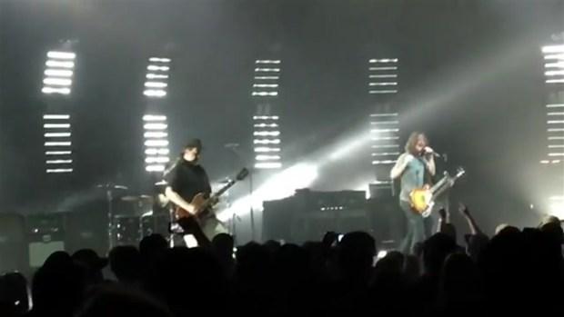 Chris Cornell's Last Performance in Detroit