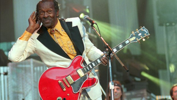 [BAY] Bay Area Remembers Music Icon Chuck Berry