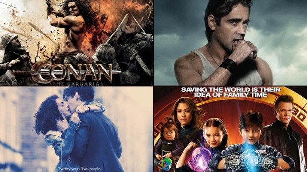 "This Week's New Movies: ""Conan"", ""Fight Night"", ""One Day,"" ""Spy Kids"" & More"