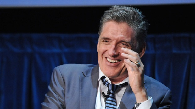 "Craig Ferguson's Ready for ""The Late, Late Show""'s Highland Fling"
