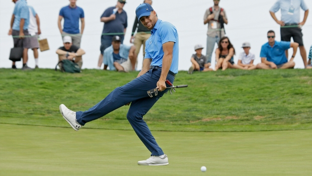 [BAY] Warriors Star Steph Curry to Play in Web.com Golf Tourney