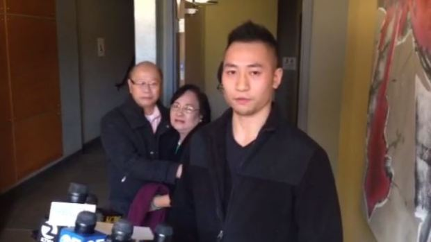 [BAY] RAW VIDEO: Family of Tech Worker Not Ruling Out Foul Play