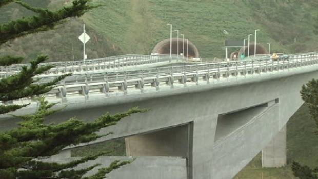[BAY] Cutting-Edge Devil's Slide Tunnels Poised to Open