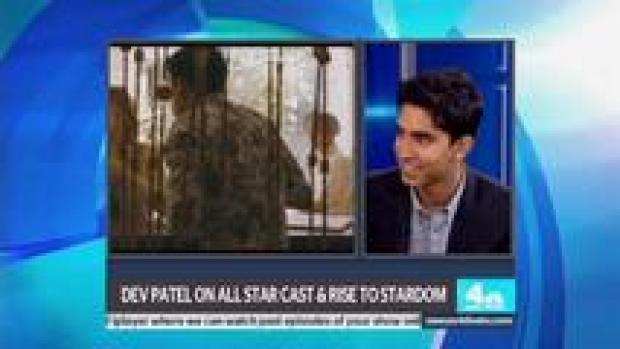 "[NY] Dev Patel Stars in ""The Best Exotic Marigold Hotel"""