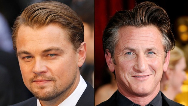 Sean Penn Might Rob Leonardo DiCaprio and Leave Him for Dead