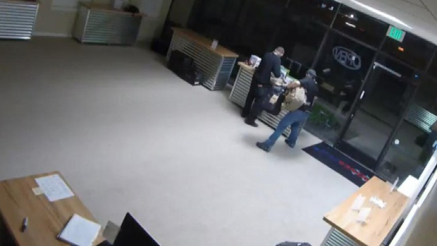 [BAY] Surveillance Video Shows Santa Clara Drone Heist