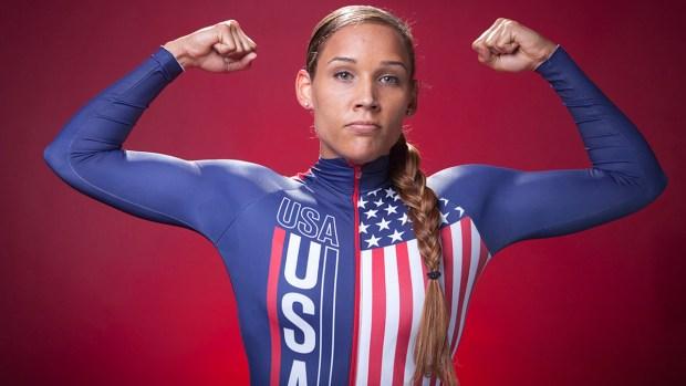 [NATL] American Olympian: Lolo Jones