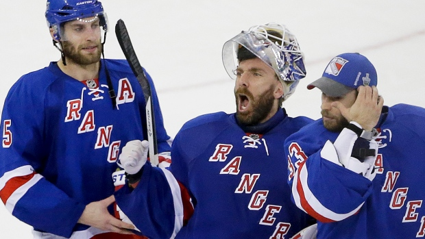[NATL] Road to the Stanley Cup: New York Rangers