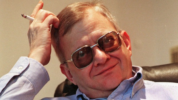 [NATL] Life and Times: Tom Clancy