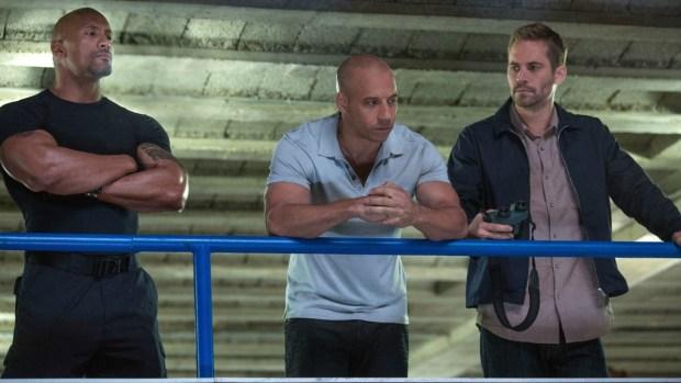 "WATCH ""Furious 7"" Trailer"