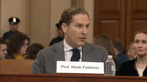 [NATL] Harvard Law Professor Feldman: 'The Words Abuse of Office Are Not Mystical or Magical'