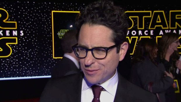 [NATL] J.J. Abrams, 'Star Wars' Cast Talk Diversity in 'The Force Awakens'