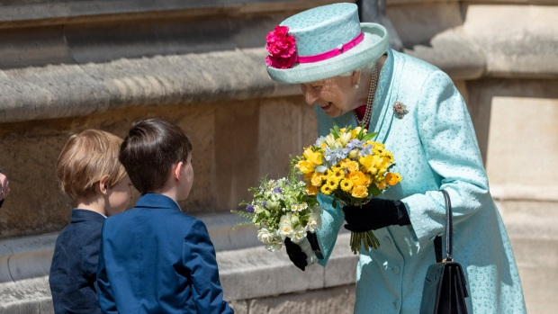 Royal Family Photos: Queen Elizabeth II Turns 93 on Easter