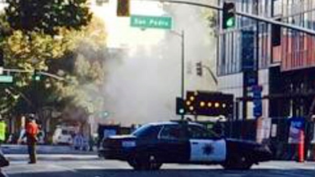 Ruptured Gas Line in San Jose Forces Mass Evacuation