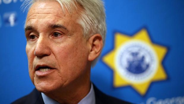[BAY] San Francisco DA: Investigation Reveals Five Officers Sent Racist Texts