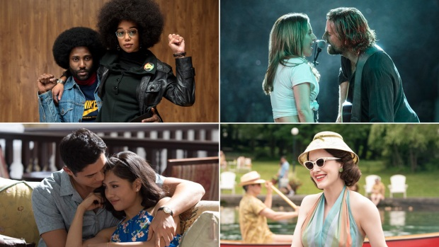 [NATL] And Your 2019 Golden Globe Nominees Are...