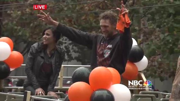 Giants Victory Parade (Part 3)
