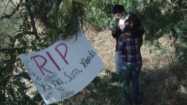 Mourning the Deaths of Gilroy Students and Passengers