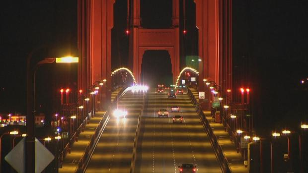 [BAY] Golden Gate Bridge Suicide-Prevention Net Could Take Four Years