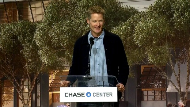 Coach Steve Kerr: 'I Want to Stay Here Forever'