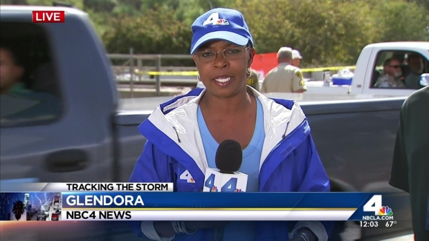 [LA] Mandatory Evacuations in Glendora, Azusa